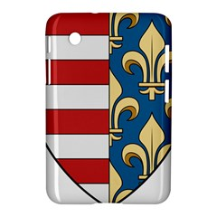 Angevins Dynasty of Hungary Coat of Arms Samsung Galaxy Tab 2 (7 ) P3100 Hardshell Case