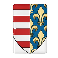 Angevins Dynasty Of Hungary Coat Of Arms Samsung Galaxy Tab 2 (10 1 ) P5100 Hardshell Case