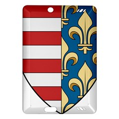 Angevins Dynasty of Hungary Coat of Arms Amazon Kindle Fire HD (2013) Hardshell Case