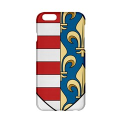 Angevins Dynasty of Hungary Coat of Arms Apple iPhone 6/6S Hardshell Case
