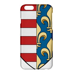 Angevins Dynasty of Hungary Coat of Arms Apple iPhone 6 Plus/6S Plus Hardshell Case