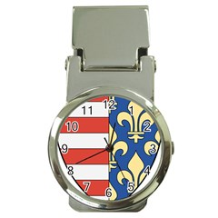 Angevins Dynasty of Hungary Coat of Arms Money Clip Watches