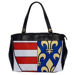 Angevins Dynasty of Hungary Coat of Arms Office Handbags