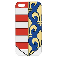 Angevins Dynasty of Hungary Coat of Arms Apple iPhone 5 Hardshell Case