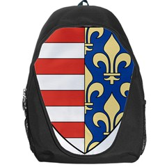 Angevins Dynasty of Hungary Coat of Arms Backpack Bag