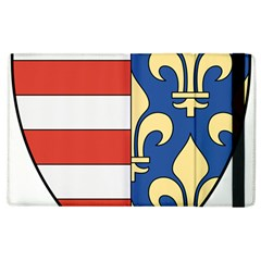 Angevins Dynasty of Hungary Coat of Arms Apple iPad 2 Flip Case