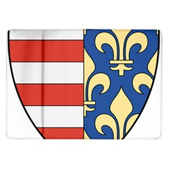Angevins Dynasty of Hungary Coat of Arms Samsung Galaxy Tab 10.1  P7500 Flip Case