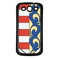 Angevins Dynasty Of Hungary Coat Of Arms Samsung Galaxy S3 Back Case (black)