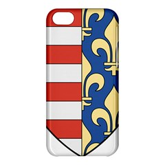 Angevins Dynasty of Hungary Coat of Arms Apple iPhone 5C Hardshell Case