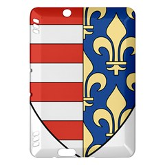 Angevins Dynasty of Hungary Coat of Arms Kindle Fire HDX Hardshell Case