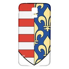 Angevins Dynasty of Hungary Coat of Arms Samsung Galaxy S5 Back Case (White)