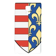 Angevins Dynasty of Hungary Coat of Arms Galaxy Note 4 Back Case