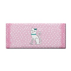 Cute Cat Character Cosmetic Storage Cases
