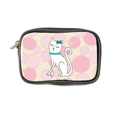 Cute Cat Character Coin Purse