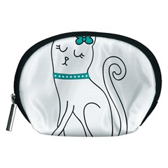 Cute Cat Character Accessory Pouches (Medium)