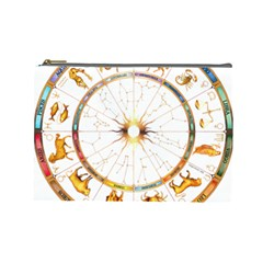 Zodiac Institute Of Vedic Astrology Cosmetic Bag (Large)