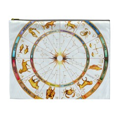 Zodiac Institute Of Vedic Astrology Cosmetic Bag (xl)