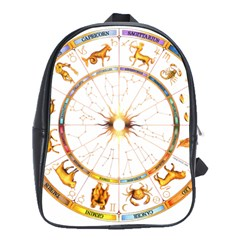 Zodiac Institute Of Vedic Astrology School Bags(Large)
