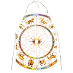 Zodiac Institute Of Vedic Astrology Full Print Aprons Front