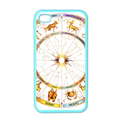 Zodiac Institute Of Vedic Astrology Apple iPhone 4 Case (Color)