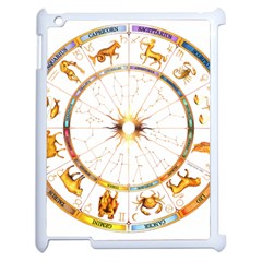 Zodiac Institute Of Vedic Astrology Apple iPad 2 Case (White)