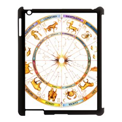 Zodiac Institute Of Vedic Astrology Apple Ipad 3/4 Case (black)