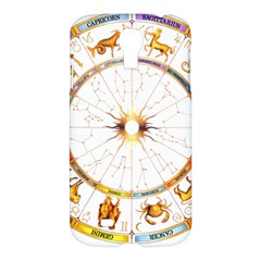 Zodiac Institute Of Vedic Astrology Samsung Galaxy S4 I9500/I9505 Hardshell Case