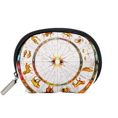 Zodiac Institute Of Vedic Astrology Accessory Pouches (small)