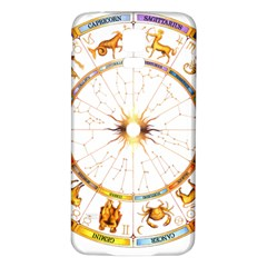 Zodiac Institute Of Vedic Astrology Samsung Galaxy S5 Back Case (White)