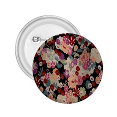 Japanese Ethnic Pattern 2.25  Buttons