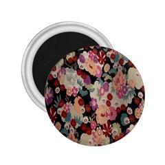 Japanese Ethnic Pattern 2 25  Magnets