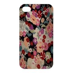 Japanese Ethnic Pattern Apple iPhone 4/4S Hardshell Case