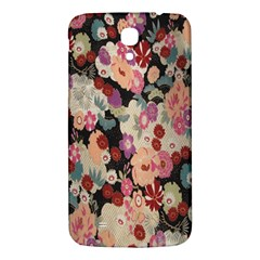 Japanese Ethnic Pattern Samsung Galaxy Mega I9200 Hardshell Back Case