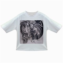 Chinese Dragon Tattoo Infant/Toddler T-Shirts
