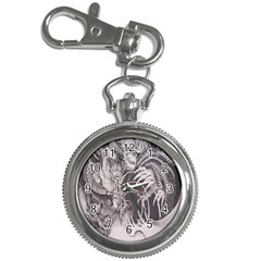 Chinese Dragon Tattoo Key Chain Watches