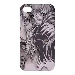 Chinese Dragon Tattoo Apple iPhone 4/4S Hardshell Case