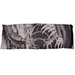 Chinese Dragon Tattoo Body Pillow Case Dakimakura (two Sides)