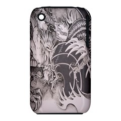 Chinese Dragon Tattoo iPhone 3S/3GS