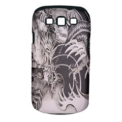 Chinese Dragon Tattoo Samsung Galaxy S III Classic Hardshell Case (PC+Silicone)