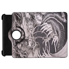 Chinese Dragon Tattoo Kindle Fire HD 7