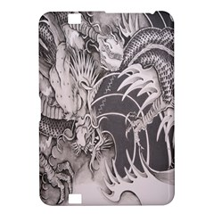 Chinese Dragon Tattoo Kindle Fire Hd 8 9