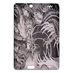 Chinese Dragon Tattoo Amazon Kindle Fire HD (2013) Hardshell Case