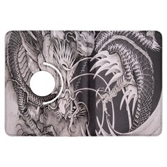 Chinese Dragon Tattoo Kindle Fire HDX Flip 360 Case