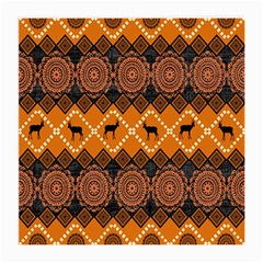 Traditiona  Patterns And African Patterns Medium Glasses Cloth