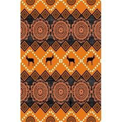 Traditiona  Patterns And African Patterns 5.5  x 8.5  Notebooks
