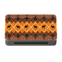 Traditiona  Patterns And African Patterns Memory Card Reader with CF