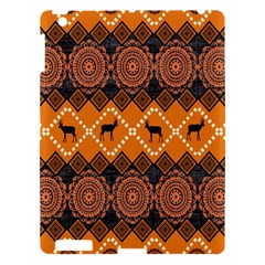 Traditiona  Patterns And African Patterns Apple iPad 3/4 Hardshell Case