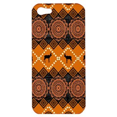 Traditiona  Patterns And African Patterns Apple iPhone 5 Hardshell Case