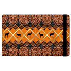 Traditiona  Patterns And African Patterns Apple iPad 3/4 Flip Case