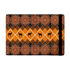 Traditiona  Patterns And African Patterns Apple iPad Mini Flip Case